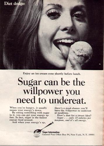 Sugar Helps You Diet!