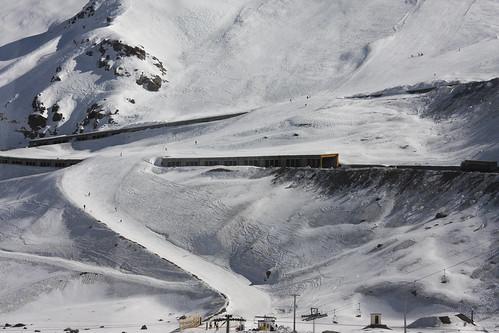 Chilean Ski Resort
