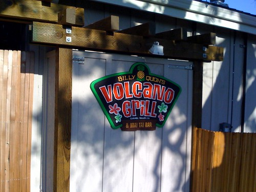 The Volcano Grill