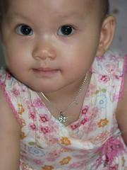 Thiếu nữ 7 tháng tuổi của mẹ