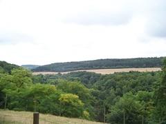 paysage de l'eifel