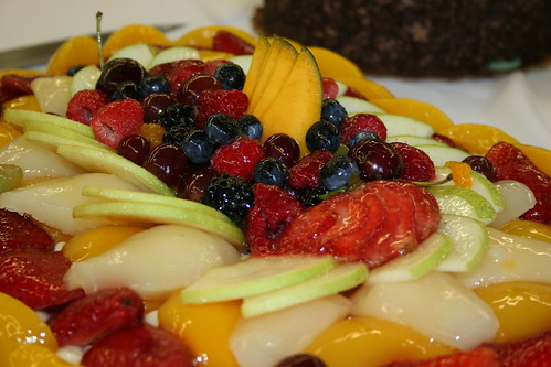 Yum! One of the best fruit tarts ever