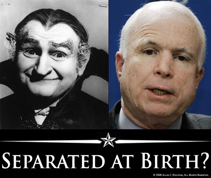 Grandpa Munster McCain