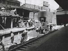 Railway Staton - Newtown