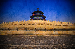 Temple of Heaven - The Hall of Prayer for Good Harvests (iceman9294) Tags: beijing templeofheaven hallofprayerforgoodharvests