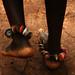 Benin - Bottlecap Anklets