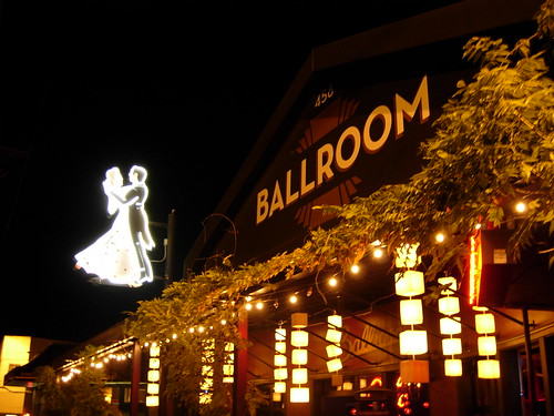 At the Ballroom