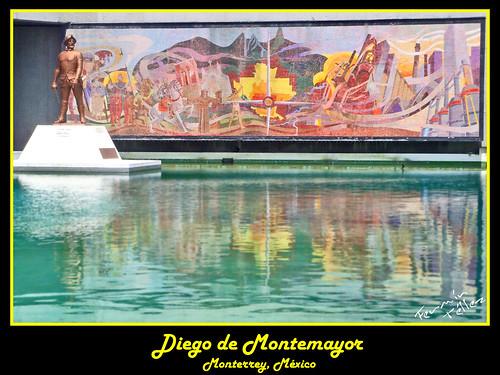 Escultura a Don Diego de Montemayor