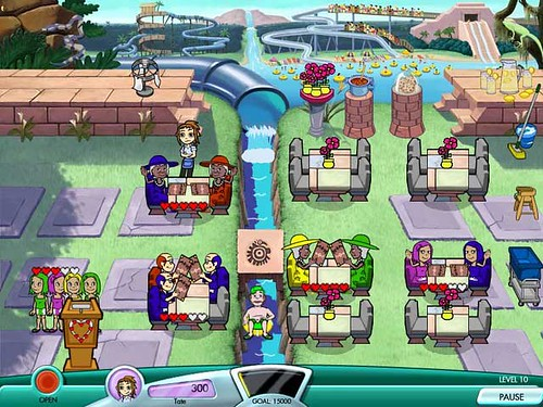 Diner Dash: Seasonal Snack Pack Game - It's all your favorite seasons!