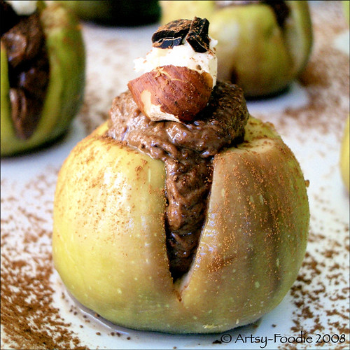 Chocolate Hazelnut Fig