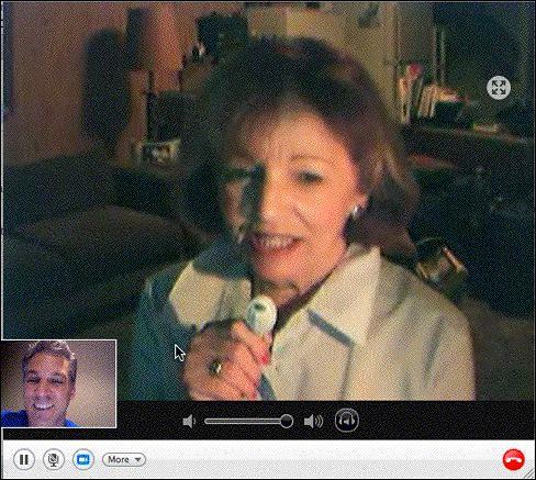 Skype video tutorial
