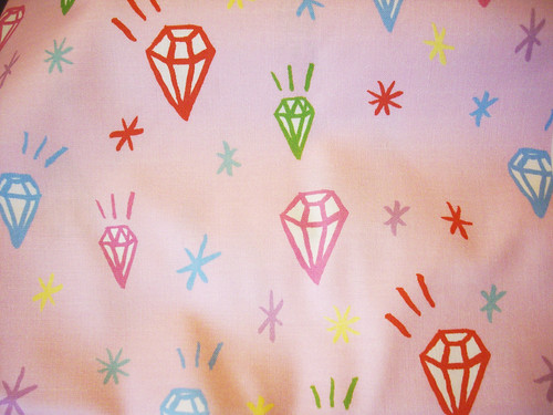 Diamond fabric!