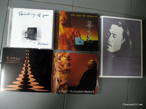 Kitaro albums