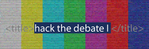 Twitter And #Current Team Up For Hack The Debate - 2885205880 Db38C0F3Cb 1