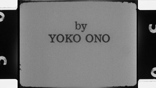 A Critical Cinema by Scott MacDonald: Yoko Ono