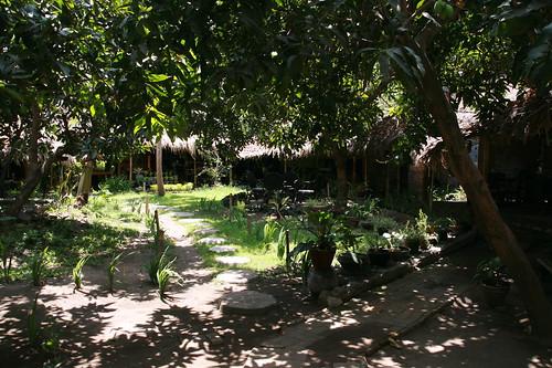 Der Garten des Milas