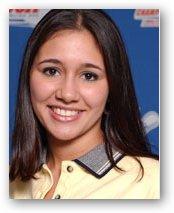 Clara Guerrero Smiling