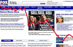 FoxNews: Sell, Sell, Sell... Global Economic Crisis 1