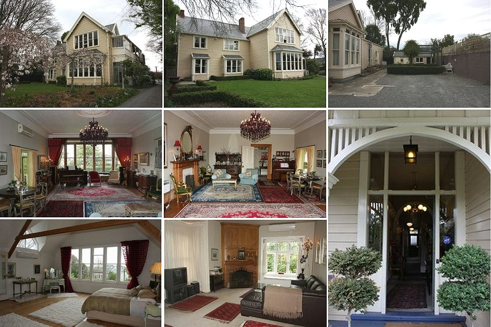 canterbury heritage historic christchurch house for sale