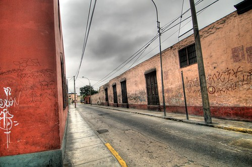 A Street in Lima