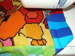 Top-Stitch Yoke