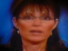 Sarah Palin 4 (xomiele) Tags: people television tv still screengrab politicians grab debate rephotography ttvf sarahpalin xomiele