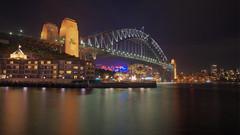 Sydney Harbour Bridge (adams.co.tt) Tags: 28mm sydney 5d 2008 hdr sydneyharbourbridge 3xp canoneos5d canonef28mmf28 3exp fdrtools