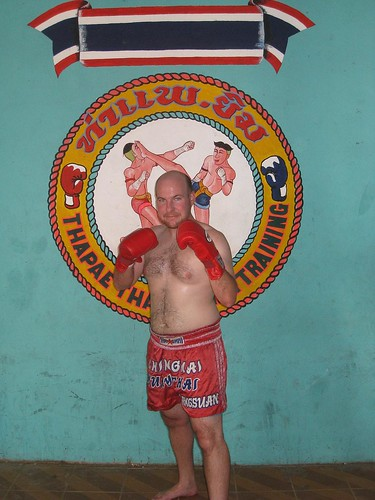 Thailand's newest Muay Thai boxer