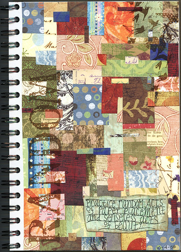 Art Journal: 10-4-08