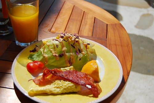 早餐-沙拉