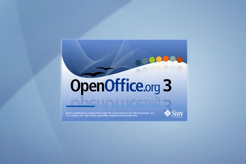 OpenOffice.org 3.0 beta 2