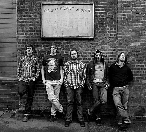 The Freezing Fog - Release Promo Shots October 2008