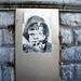 Plakat på mur i San Sebastian