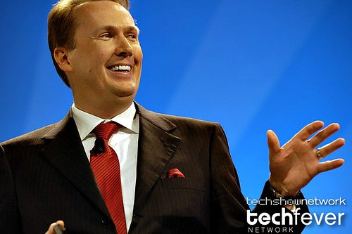 Marco Boerries at CTIA WIRELESS by TechShowNetwork.