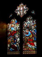 memorial window hellidon