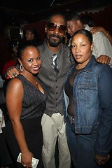 snoop his wife  and the lady of rage