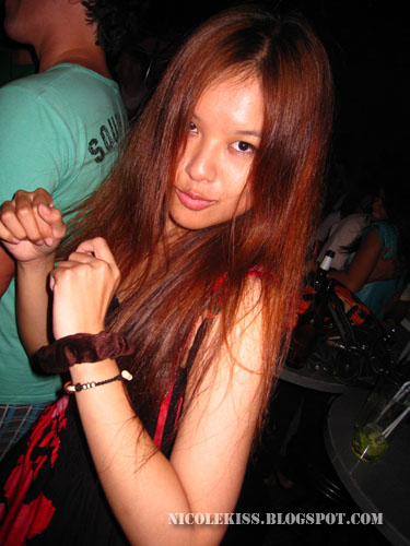 me clubbing