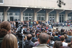 Assemblea no Tremonti Politecnico di Torino (lore1988) Tags: torino 23 tremonti 133 politecnico assemblea manifestazione gelmini