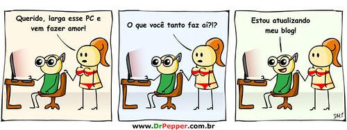 clique na imagem para visitar o blog Dr. Pepper