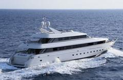 Супер яхты Италии
