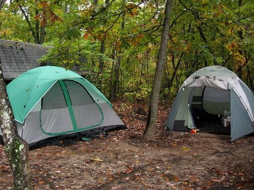 Campsite by twbuckner, on Flickr