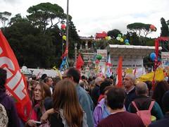 DSCN6087 (Gaiux) Tags: roma università protesta 2008 proteste scuola manifestazione sciopero riforma facoltà finanziaria istruzione sindacato sindacati gelmini 30102008 legge133