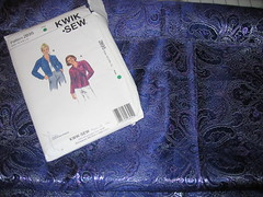 Kwik Sew Jean Jacket