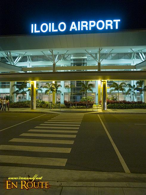 Iloilo Airport Facada