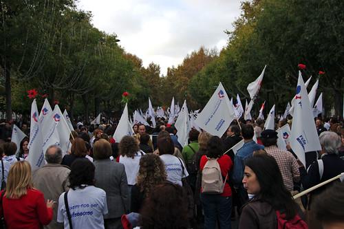 Manifestação de professores #17