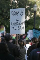 Prop 8 = American Taliban
