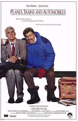 PLANES, TRAINS & AUTOMOBILES [1987]  Image