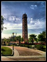 Torre de los Perdigones (Doenjo) Tags: espaa geotagged sevilla andaluca hdr torredelosperdigones doenjo retofs1 retofs2 jpa011