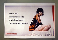 mirror's edge is using incredibuild (jontintinjordan) Tags: dice mirror mirrors edge mirrorsedge incredibuild