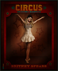 Britney Spears - Collectible marionette (netmen.) Tags: spears circus collectible britney marionette blend netmen